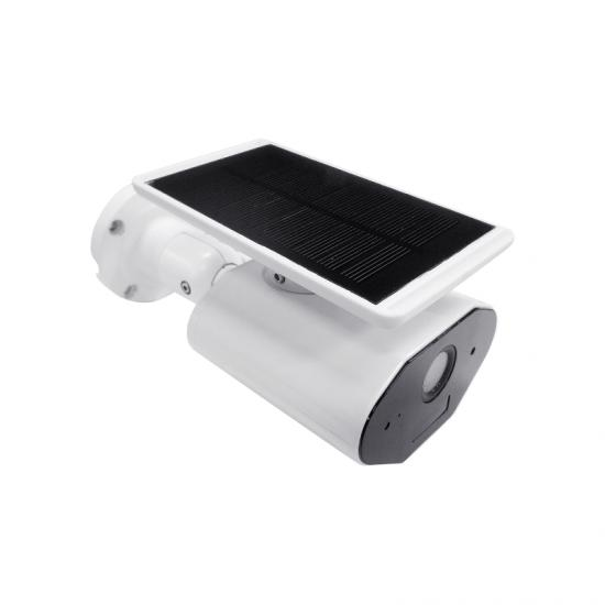 Low power solar camera