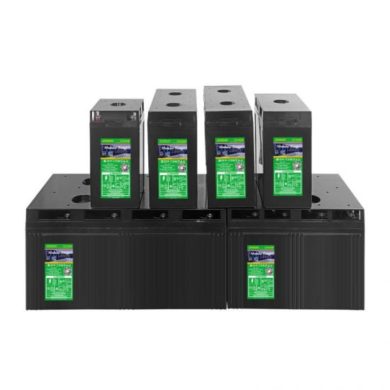 2V AGM backup battery