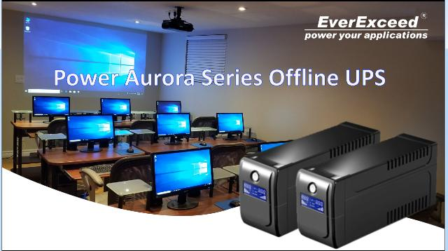 سلسلة everexceed poweraurora ups حاليا